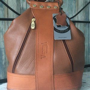 Valentina Italy MD Convertible Sling Backpack